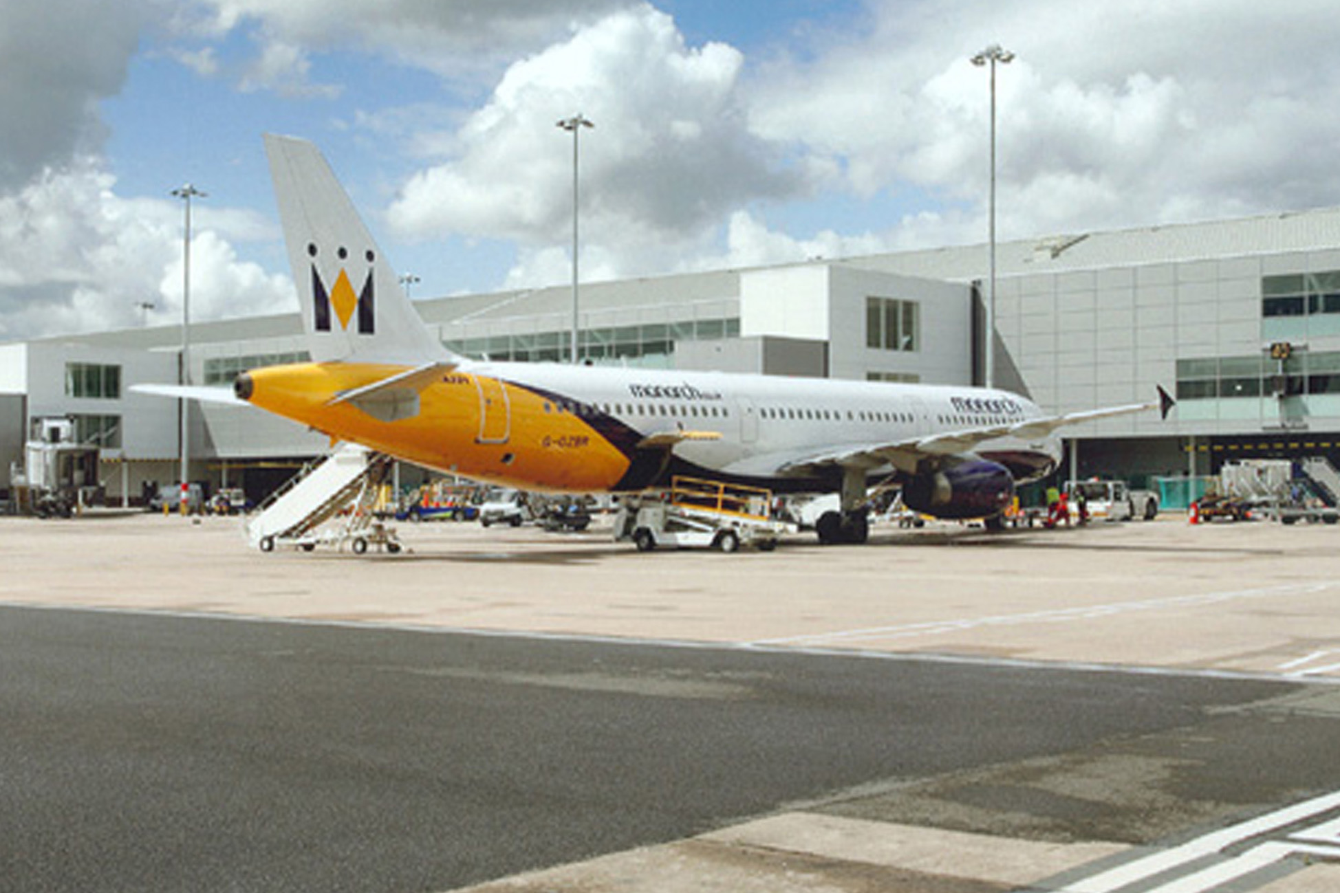 500m Birmingham Airport Expansion Paused New Civil Engineer