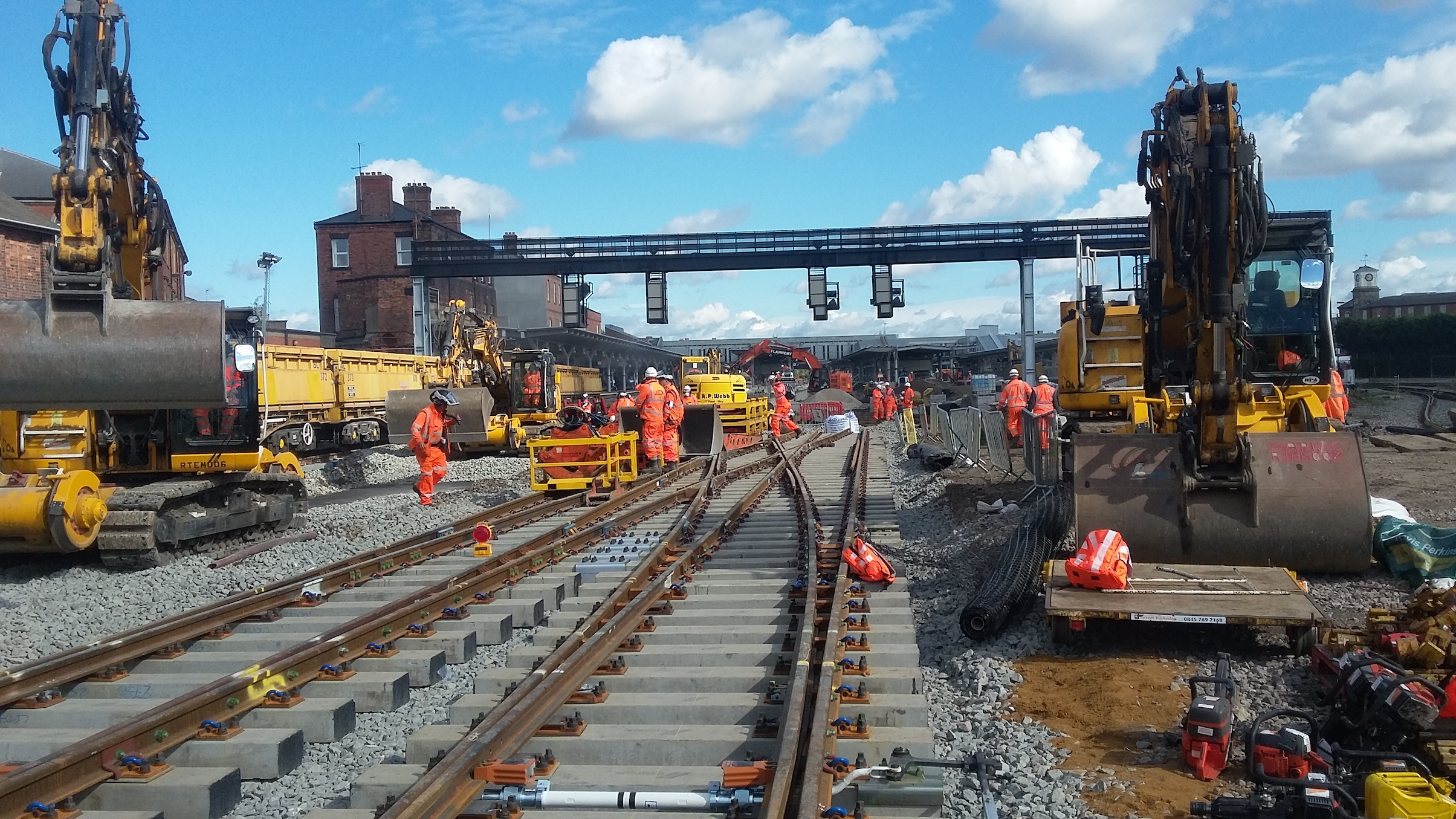 Rail | Derby Station Remodelling - New Civil Engineer