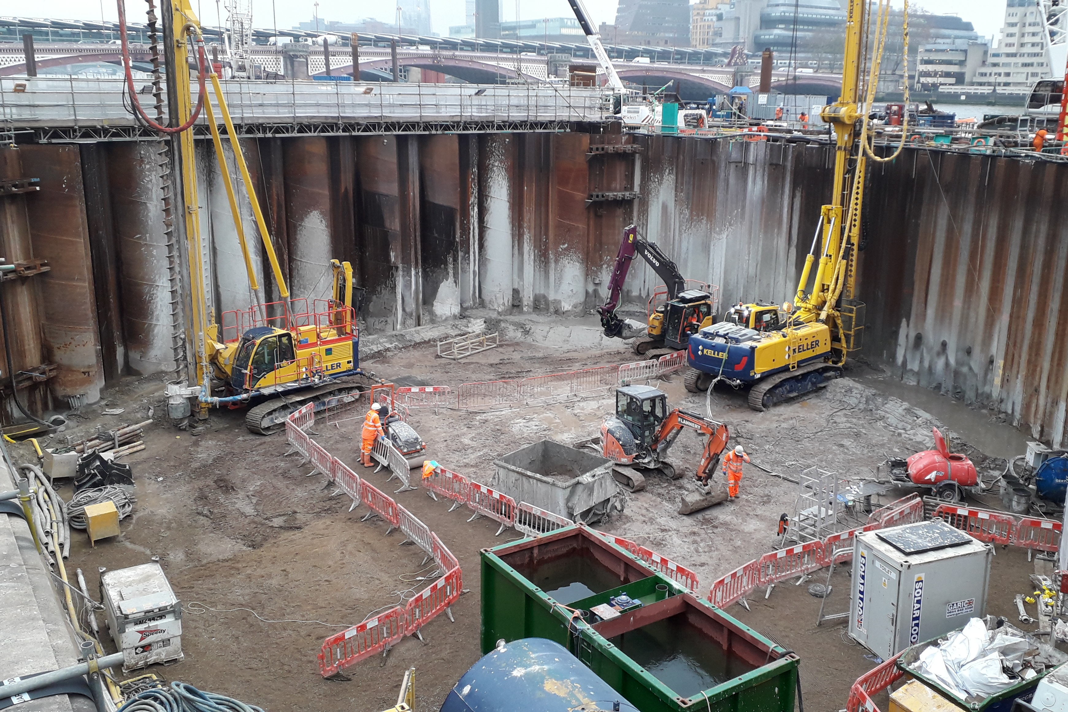 Construction challenges behind Tideway cost hike explained