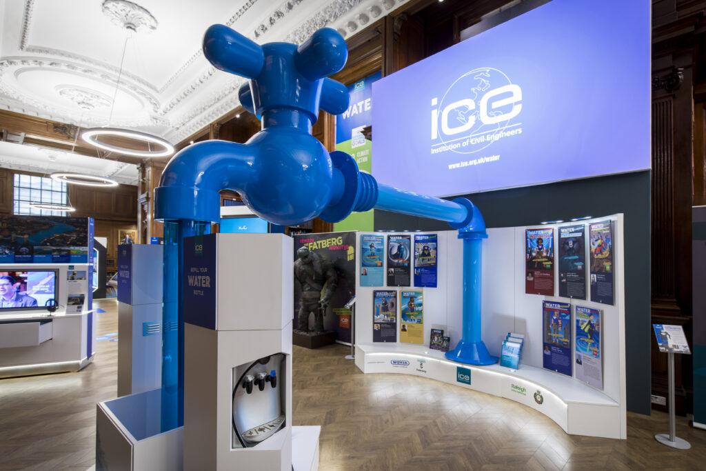Exhibition Highlights Water Engineering New Civil Engineer