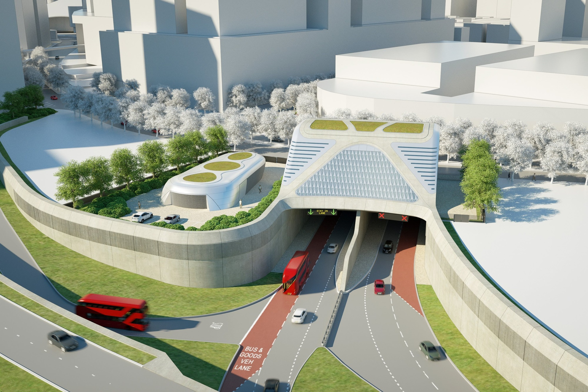 TfL Silvertown Tunnel procurement was 'flawed, discriminatory and manifestly erroneous' - New Civil Engineer