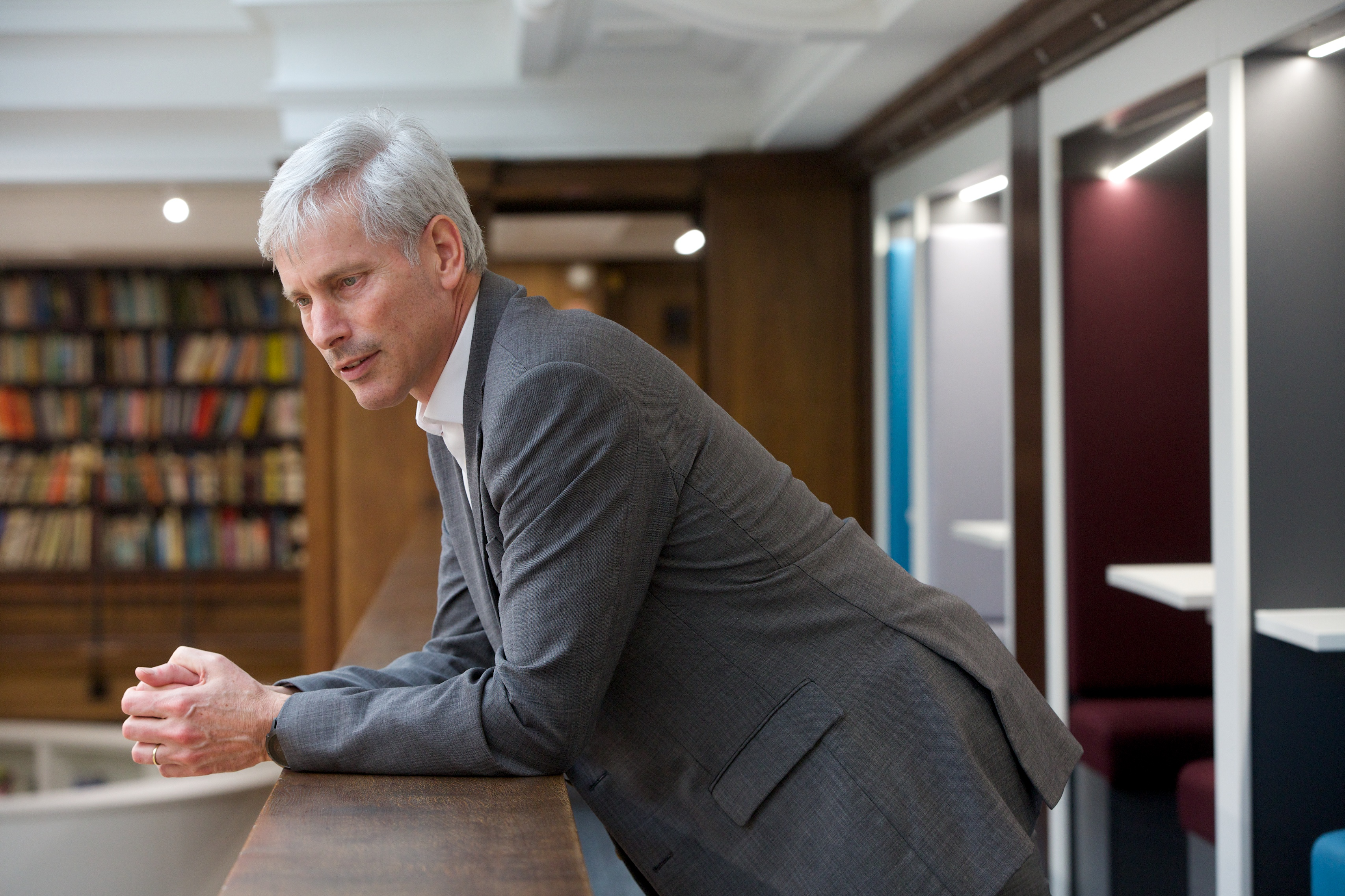Presidential Profile Paul Sheffield New Civil Engineer