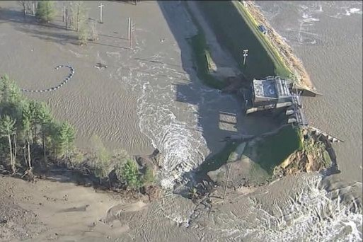 Rare soil failure blamed for Michigan dam collapse | New Civil Engineer