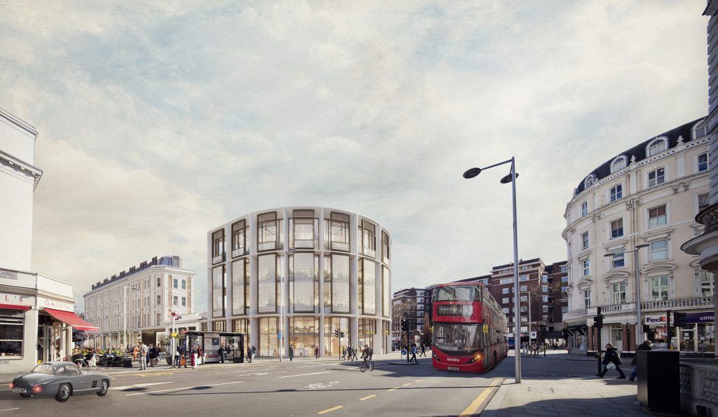 Plans submitted for South Kensington tube redevelopment | New Civil Engineer